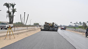Paving and public & private road networks Works